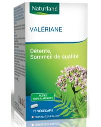 Naturland - Valériane - 75 Végécaps Pharma5avenue