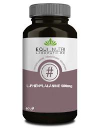 Equi Nutri L Phénylalanine 60 gélules végétales 500mg acide aminé Pharma5avenue