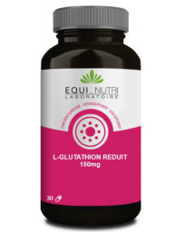 Equi Nutri L Glutathion Reduce 30 gélules de 150mg Pharma5avenue