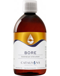 Catalyons - BORE - 500 ml - Pharma5avenue équilibre de la nutrition de l'os