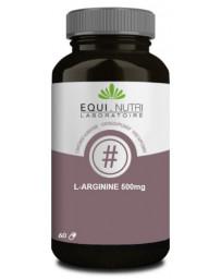 Equi Nutri L-Arginine 60 gélules végétales 500mg