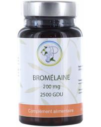 Planticinal Bromelaine 2500 GDU fort 200 mg 60 gélules Pharma5avenue