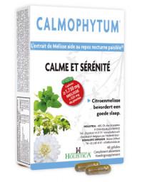 Holistica Calmophytum 48 gélules extrait de mélisse Pharma5avenue
