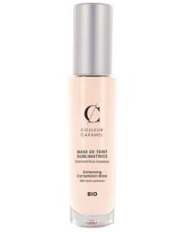 Couleur Caramel Base de teint sublimatrice No 24 Nacrée 30 ml satin glowy lissage anti-âge Pharma5avenue
