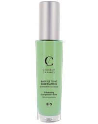 Couleur Caramel Base de teint sublimatrice 30 ml No 25 - Verte uniformité de teinte rougeurs Pharma5avenue