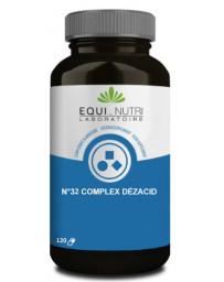 Equi Nutri Dezacid N 32 -120 gélules végétales contrer les acidités Pharma5avenue
