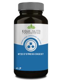 Equi-nutri D Stress Digest Complexe 22 - 60 gélules équilibre du tube digestif Pharma5avenue