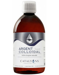 Catalyons - Argent colloidal - 5 PPM - 500 ml