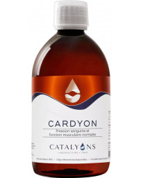 Catalyons - CARDYON - 500 ml pression sanguine normale Pharma5avenue