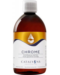 Catalyons - Chrome - 500 ml chrome ionisé Pharma5avenue
