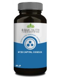 Equi Nutri Capital Osseux Complexe No 28 90 gélules trame osseuse Pharma5avenue
