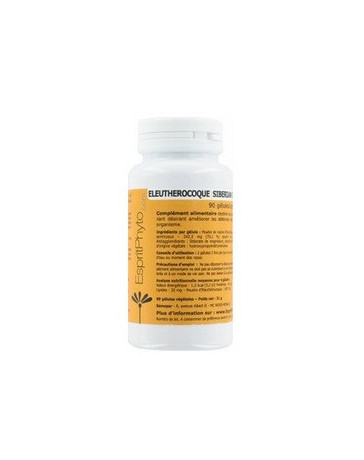 EspritPhyto - Eleuthérocoque - 90 gélules