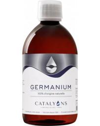 Germanium 500 ml oligo-éléments Catalyons