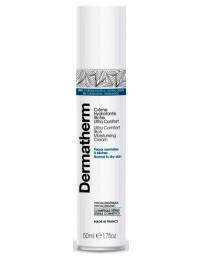 Dermatherm Crème hydratante riche ultra confort 50 ml soin cosmétique pasteurisé visage Pharma5avenue