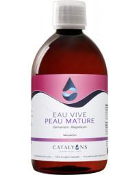 Catalyons - Eau Vive Peaux Matures recharge 500 ml protectiion cutanée myo relaxant Pharma5avenue