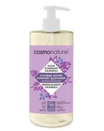 Cosmo Naturel Gel intime Confort quotidien 500 ml équilibre vaginal Pharma5avenue