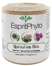 EspritPhyto - Spiruline bio - 90 gélules 2800mg par jour Pharma5avenue