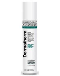 Dermatherm Fluide régulateur matifiant hydratant 50 ml eau florale de mélisse zinc pharma5avenue