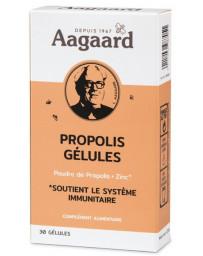Propoline Propolis Zinc Gélules 30 gélules défenses naturelles Pharma5avenue