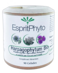 EspritPhyto - Harpagophytum - 90 gélules - Pharma5avenue