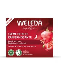Weleda Crème de Nuit raffermissante à la Grenade 30 ml fermeté et lissage Pharma5avenue