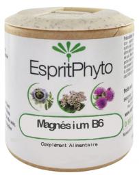 EspritPhyto - Magnésium B6 - 90 gélules stress nervosité sommeil Pharma5avenue