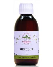 Herboristerie de paris Phyto concentré Minceur 200 ml