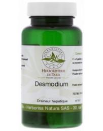 Herboristerie de paris Desmodium adscendens 60 gélules de 180mg dépurer et nettoyer le foie Pharma5avenue