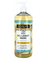 Coslys Gel Lavant Mains Douceur Lavande Citron 1 l Pharma5avenue