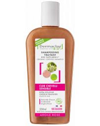 Dermaclay Shampoing bio Extra douceur Cheveux Fragiles et Délicats 250ml densité et brillance Pharma5avenue