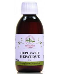 Herboristerie de paris Phyto concentré Dépuratif Hépatique 200 ml foie engorgé Pharma5avenue