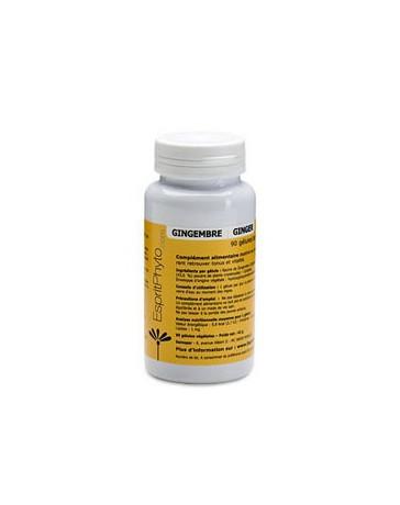 EspritPhyto - Gingembre - 90 gélules