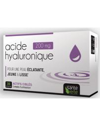 Santé Verte - Acide Hyaluronique collagène marin - 30 Comprimés Pharma5avenue