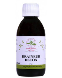 Herboristerie de paris Phyto concentré Draineur Détox 200ml