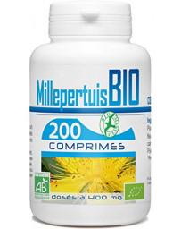 GPH Diffusion Millepertuis bio 200 comprimés hypericum perforatum Pharma5avenue