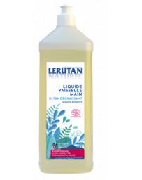 Lérutan Liquide vaisselle main ultra-dégraissant 1L