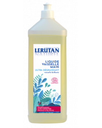 Lerutan Liquide vaisselle main ultra-concentré citron 500 ml, pharma5avenue
