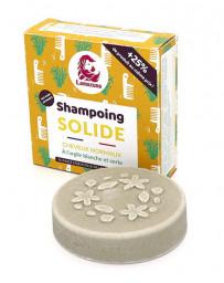 Lamazuna Shampoing solide naturel Cheveux normaux pin 55 gr vegan Pharma5avenue