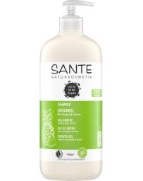 Gel douche Ananas et Citron 950ml Santé Naturkosmetik - produit d'hygiène pour le corps Pharma5avenue