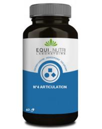 Articulation Complexe N° 4 60 gélules végétales équilibre silicium chondroitine pharma5avenue