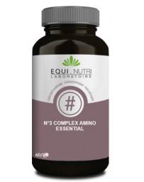 Equi-nutri No 3 Complex amino essential 60 gélules végétales Pharma5avenue