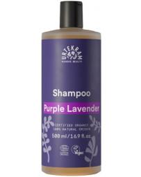Urtekram Shampooing Purple Lavender cheveux normaux et secs 500 ml brillance Pharma5avenue