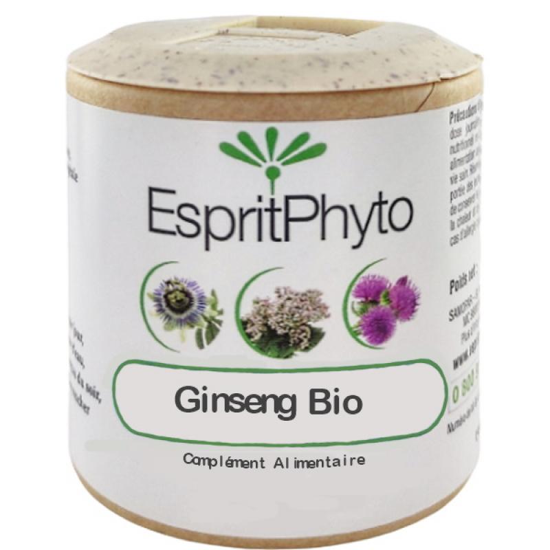 EspritPhyto - Ginseng - 90 gélules