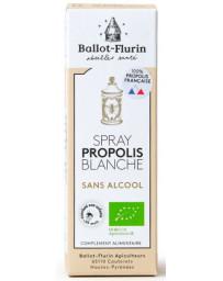 Ballot Flurin Spray propolis blanche sans alcool 15 ml immunité douce et progressive Pharma5avenue