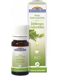 Biofloral Perles d'huiles essentielles complexe Défenses naturelles 20ml immunité Pharma5avenue