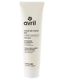 Avril beauté Huile de coco bio 100 ml hydratation et nutrition Pharma5avenue