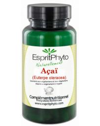 EspritPhyto - Açai - 90 gélules antioxydants catéchines Pharma5avenue