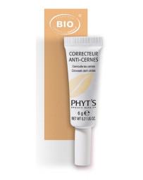 Correcteur anti cernes camoufle atténue les cernes 6g Phyt's - maquillage bio pour le visage
