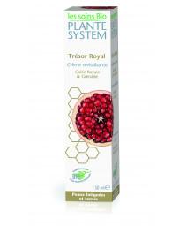 Plante System - Trésor Royal - crème revitalisante BIO - 50 ml