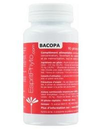 EspritPhyto - Bacopa - 90 gélules